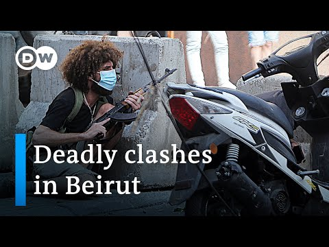 Lebanon is feared to spiral into violence after sectarian clashes in Beirut | DW News