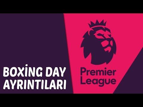 26 Aralık Premier League (Boxing Day) Etkinliği ve Ayrıntıları | FIFA Mobile