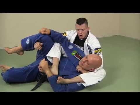 Brandon Mullins Rolling Judo Entry for the Bow and Arrow Choke