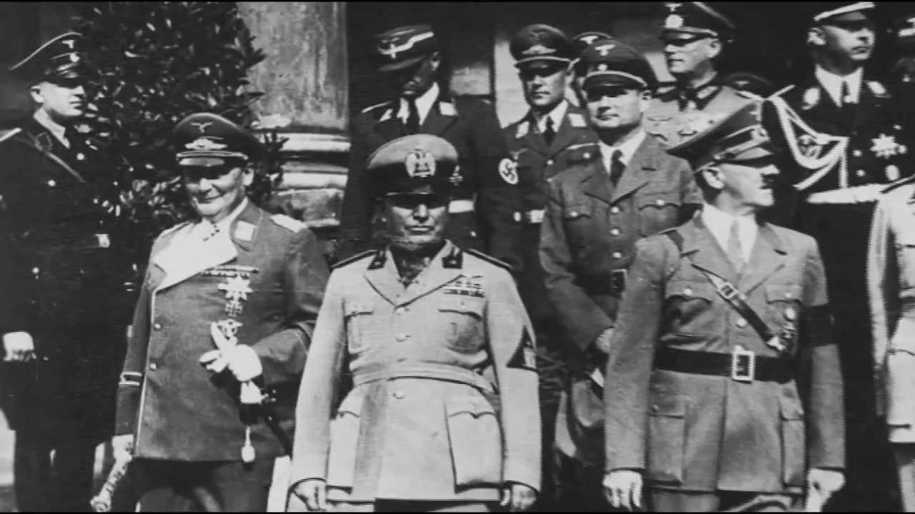 Горловка в годы Великой Отечественной Войны - Часть 5