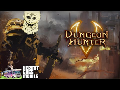 STRONGHOLDS AND EVENTS FOR EPIC LOOT!!! - Dungeon Hunter 5 IOS Android 1080p HD Walkthrough