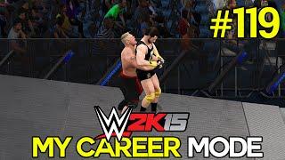 "WWE 2K15 My Career Mode - Ep. 119 - ""SUPLEX CITY!"" [WWE MyCareer XBOX ONE / PS4 / NEXT GEN Part 119]"