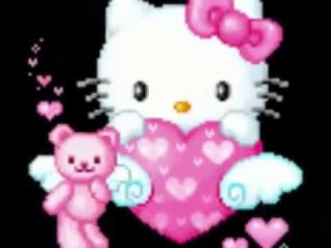Happy birthday hello kitty youtube m4hsunfo