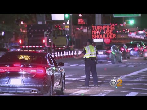 Stay Off Holland Tunnel, Officials Advise