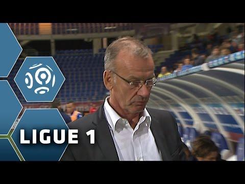 ESTAC Troyes – SM Caen (1-3)  – Résumé – (ESTAC – SMC) / 2015-16