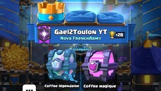 Clash Royale - PACK OPENING!! ON VEUT DE L' ELECTRO DRAGON !!