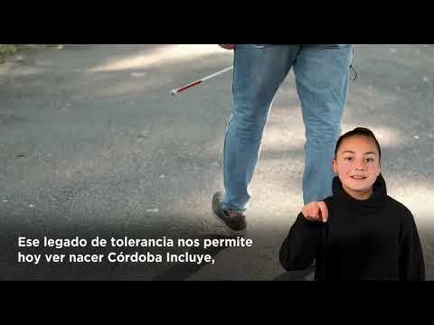 El Ayuntamiento presenta la imagen corporativa de Córdoba Incluye