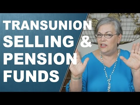 Insider Trading, Transunion Huge Selling and Pension Funds Sue Six Banks