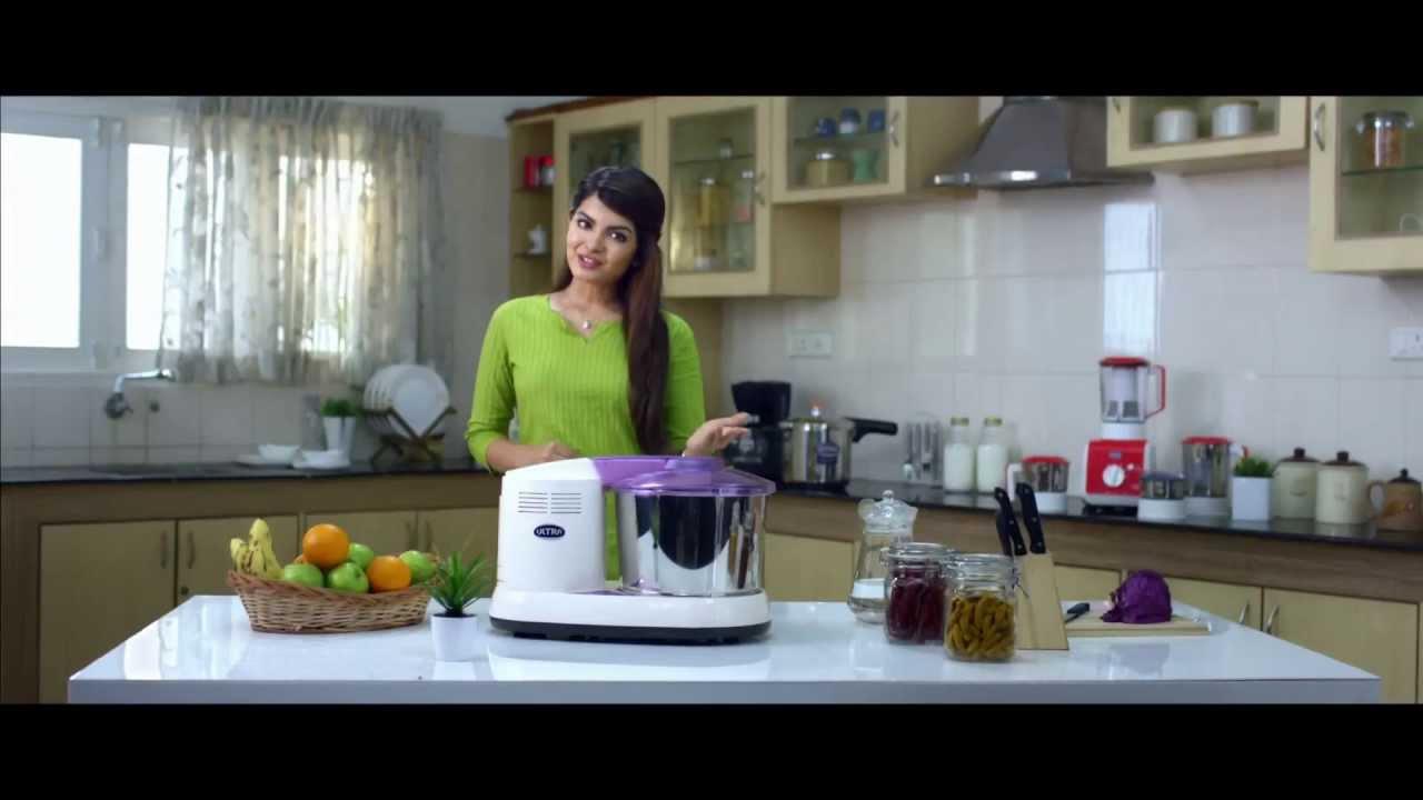 Ultra Spice Mix Drum Set for Ultra Dura Wet Grinder 0.75-Liter Drum