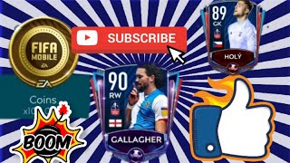 I Got 90 Ovr Gallagher From The Fa Emirates Cup Trade Shop Fifa Mobile 20
