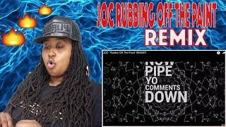 FIRE OR TRASH??? JQC RUBBING OFF THE PAINT REMIX (REACTION)