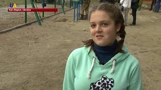 Schoolgirl Founds New Dog Training Ground Near Kyiv