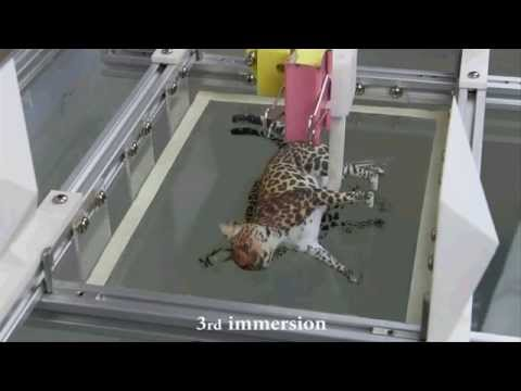 Computational Hydrographic Printing for accurately painting complex 3D objects