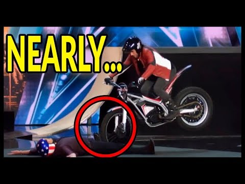 Top 7 NEVER SEEN Judges 'JAW DROPS like NEVER BEFORE' SHOCKING Acts on AGT 2017 - 2018!