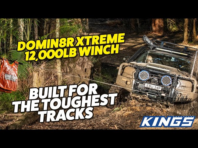 Introducing the Insane Next Generation Domin8r Xtreme Winch!
