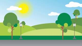 how to draw simple scenery with corel draw