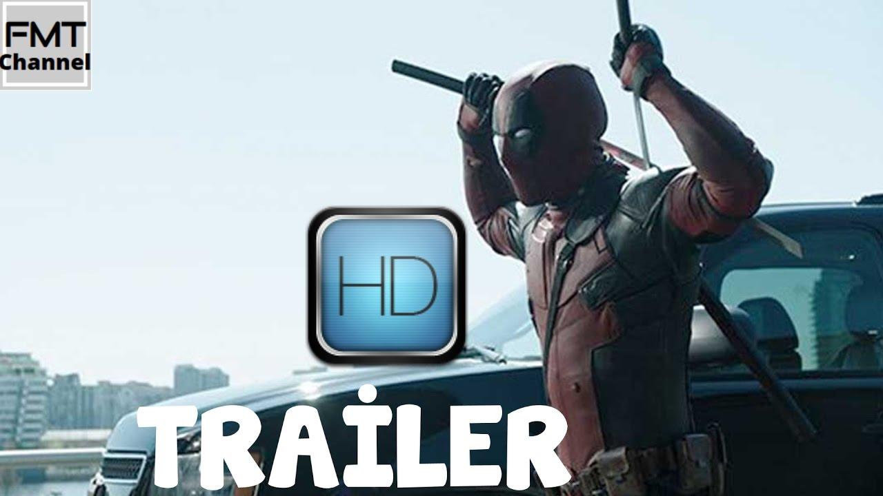 Deadpool  Hd Trailer Teaser  Fast Movie Trailers