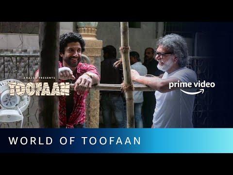 World Of Toofaan | Feat. Farhan Akhtar & Mrunal Thakur | Amazon Prime Video