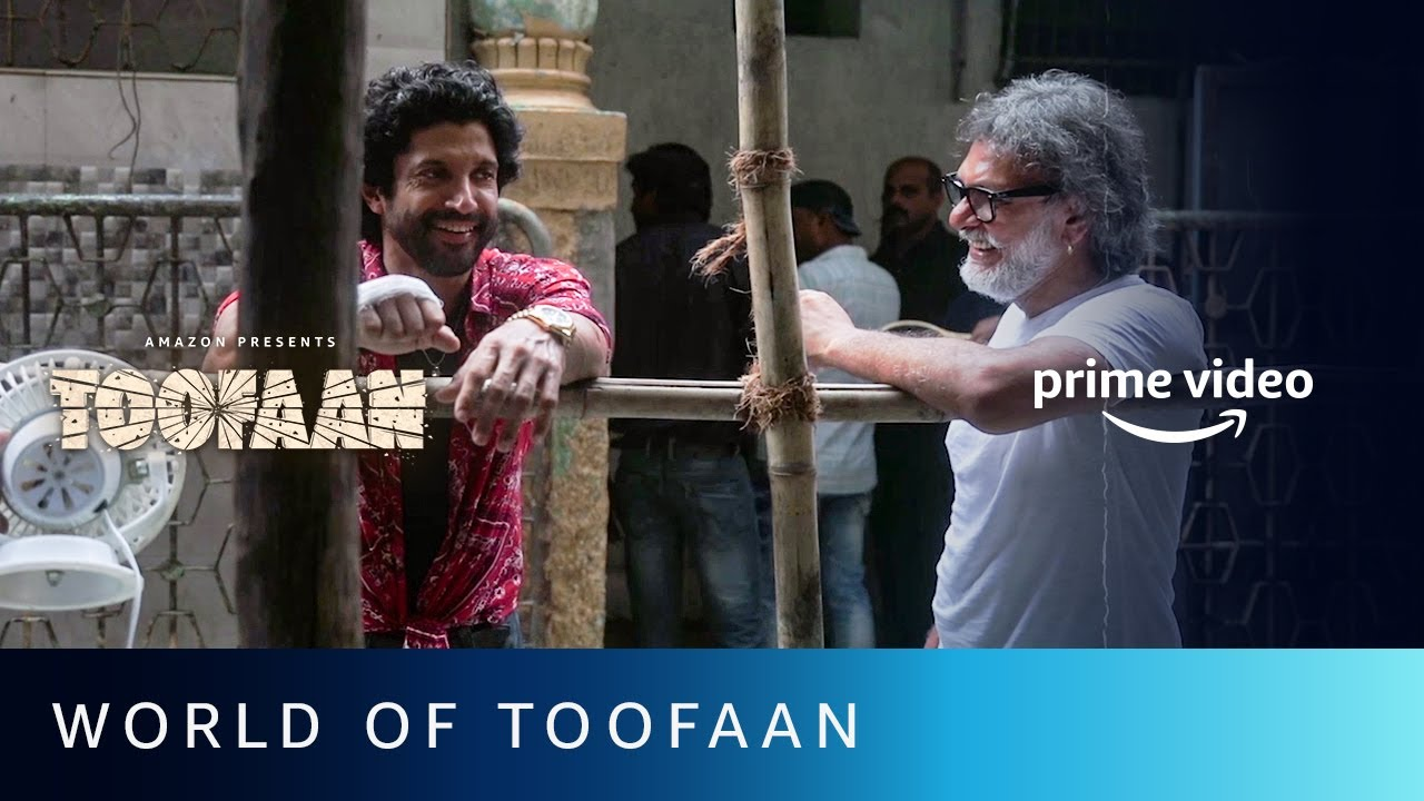 Download World Of Toofaan | Feat. Farhan Akhtar & Mrunal Thakur | Amazon Prime Video