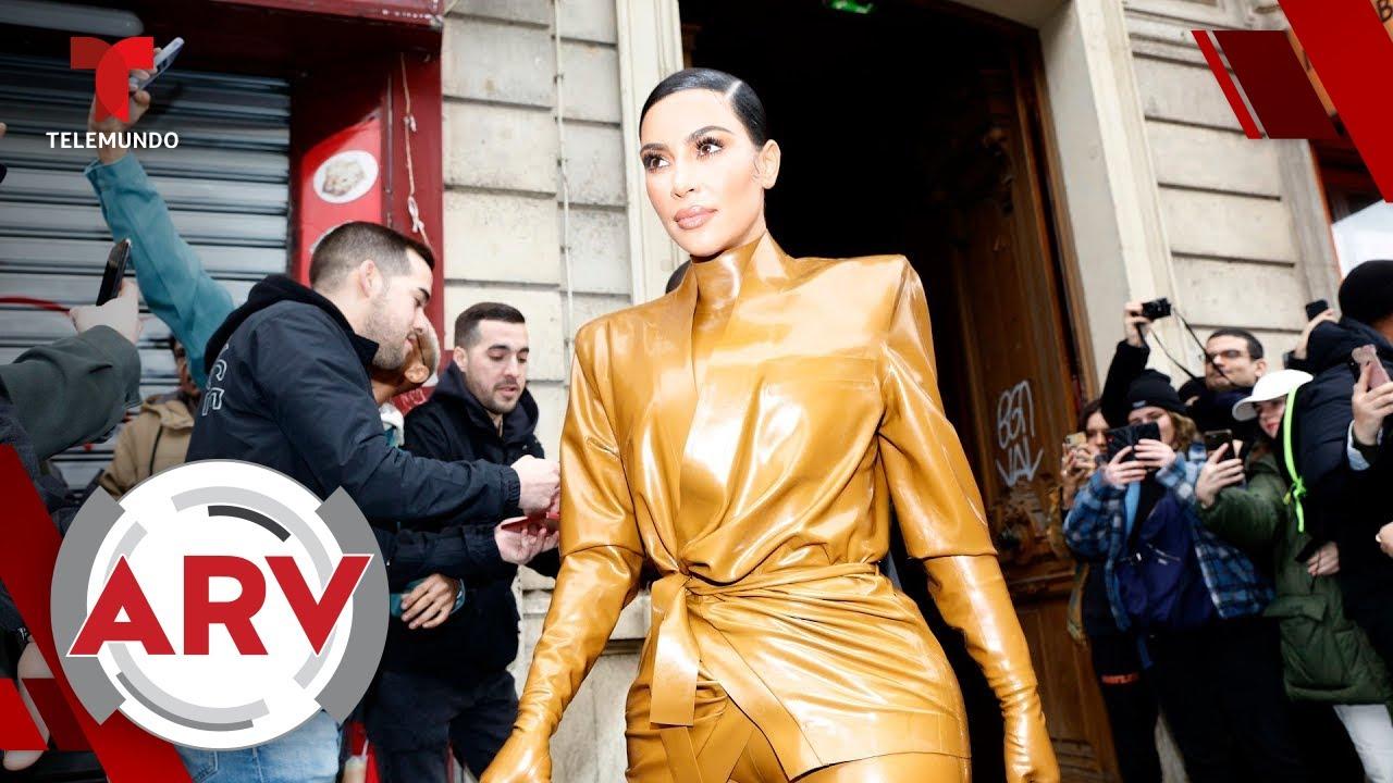 Famosos ARV: Platanito con Covid-19 y Kim Kardashian cumple | Al Rojo Vivo | Telemundo