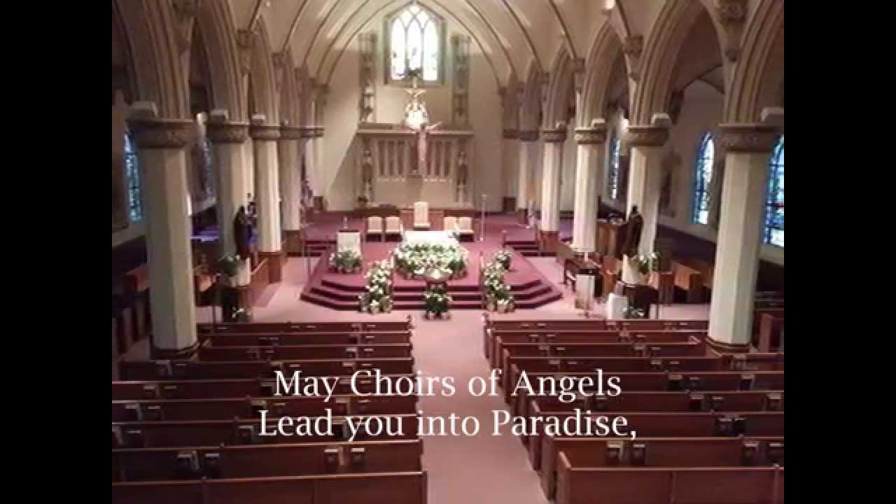 Celtic Song of Farewell, Sung by MaryAnne Polich, Soprano, with lyrics