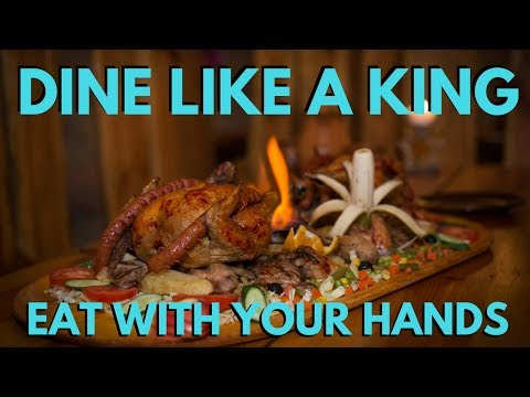 Feast Like A King - Excalibur Restaurant Bucharest