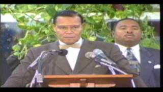 Beating Prophecy pt2 Honorable Minister Louis Farrakhan 4/10