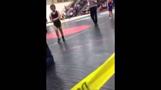 Cutter wrestling commerce open