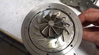 Wie funktioniert eigentlich die VNT/VTG in einem Turbolader?