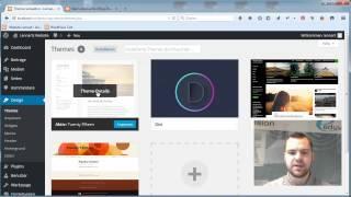 WordPress Tutorial - WordPress installieren und Erste Schritte
