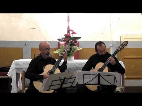 Duo Bini-Pacini Ida Presti Etude Fantasque