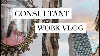 WORK DAYS IN MY LIFE | Tech Consultant in Montreal