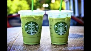 Cách pha matcha latte theo công thức của Starbucks