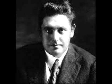 "John McCormack Sings Sir Arthur Sullivan's ""The Lost Chord""     1922"