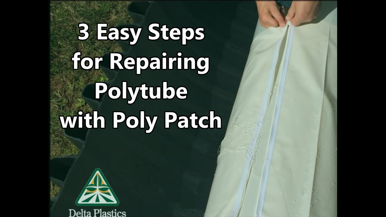 Delta Plastics Poly Patch