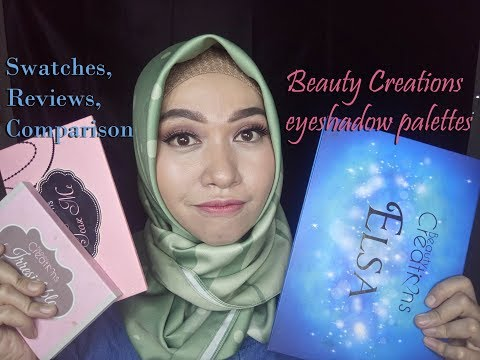 beauty-creations-irresistible,-tease-me,-elsa-|-swatches,-reviews,-comparison-(bahasa)