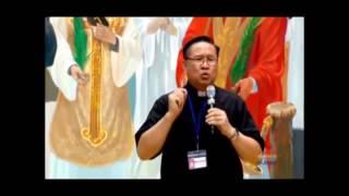 Đại Hội Thánh Mẫu 2016: Cha Matthêu Nguyễn Khắc Hy hội thảo chủ đề: DẤN THÂN