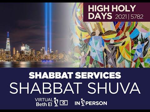 Shabbat Shuva: Commemorating 9/11 with Guest Speaker Mary Fetchet  | September 10, 2021