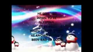 Watch Barry Manilow Santa Claus Is Coming To Town video