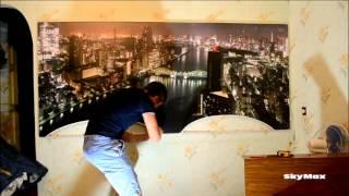 видео Шутерсток натяжные потолки с фотопечатью каталог фото