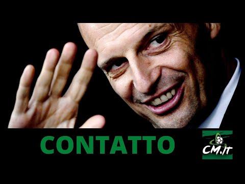 """Calciomercato, """"La Roma Ha PARLATO Con Allegri"""""""