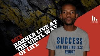 Rozner Live At The Vinyl Way Of Life
