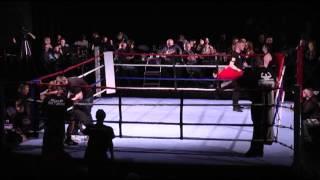 Fight at the Forum - Match 4 - Scott Vs Perkins