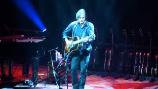 "Jackson Browne @The Sandler Center 01/29/16 ""Never Stop"""