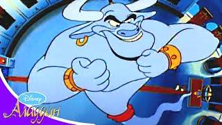 Аладдин - Серия 53 - Вооружен и очень опасен   волшебный Мультсериал Disney новые серии