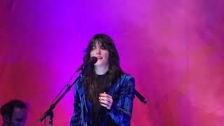 "Sharon Van Etten live ""Stay"" @ Thalia Hall, Chicago  Feb. 15, 2019"