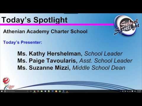 Spotlight  Athenian Academy Charter School