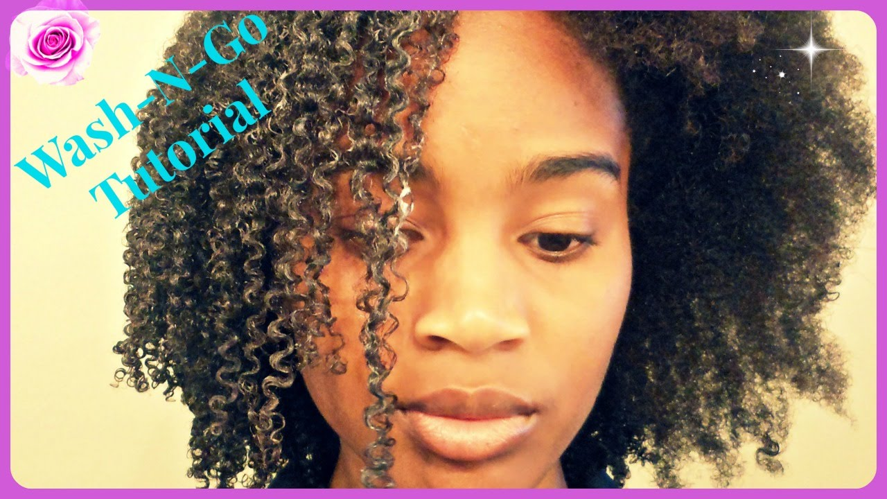 wash and go tutorial on type 4 hair super defined youtube. Black Bedroom Furniture Sets. Home Design Ideas
