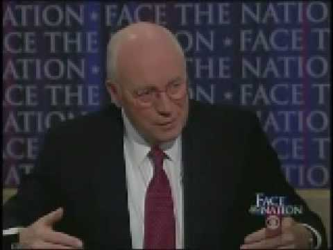 Face the Nation: Cheney on Iraq