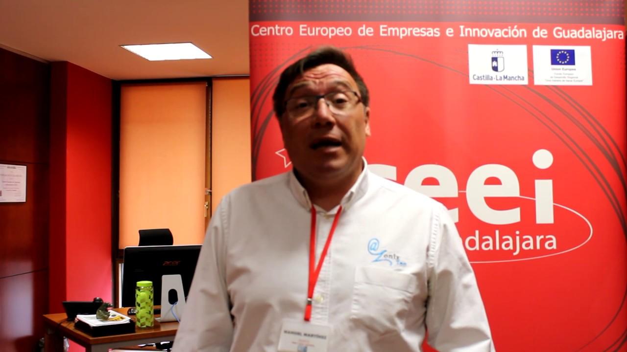 Programa de Emprendimiento Colaborativo- Azonix CRM y APPs